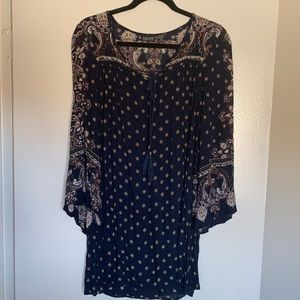 ALLOY Boho Dress SZ M